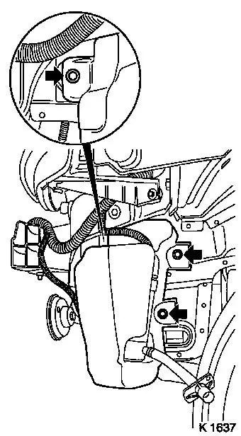Vauxhall Workshop Manuals > Corsa C > N Electrical