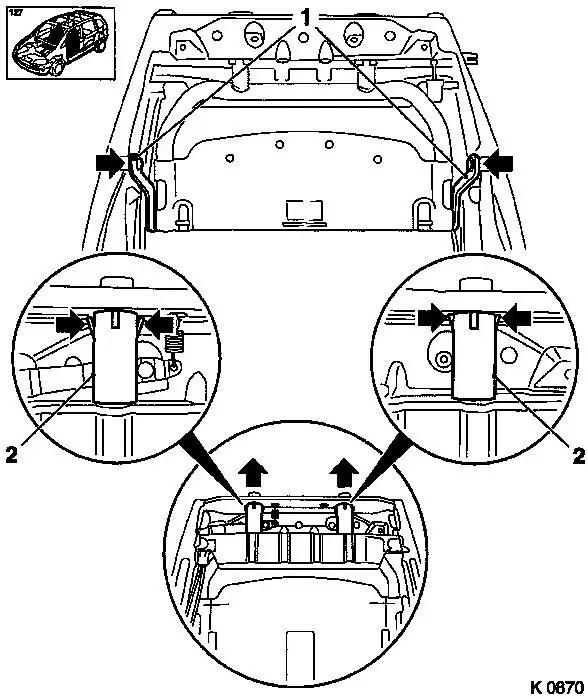 Vauxhall Workshop Manuals > Corsa C > C Body Equipment