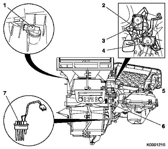 3d58m 1997 Ford Expedition Coolant Temperature Sensor 5 4l