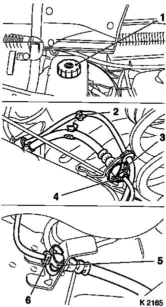 Vauxhall Workshop Manuals > Corsa C > H Brakes > Repair