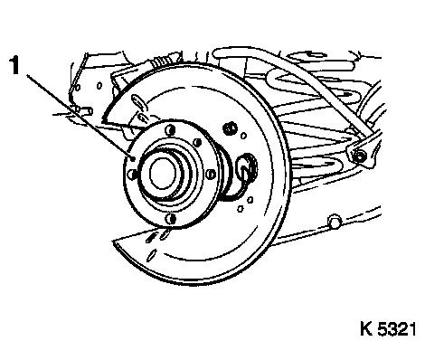 Vauxhall Workshop Manuals > Corsa C > H Brakes > ABS 5.3