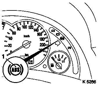 Vauxhall Workshop Manuals > Corsa C > H Brakes > ABS 5/TC
