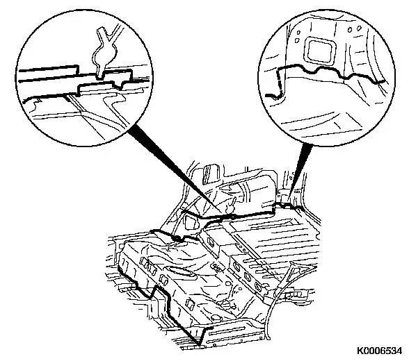 Vauxhall Workshop Manuals > Corsa C > A Maintenance, Body