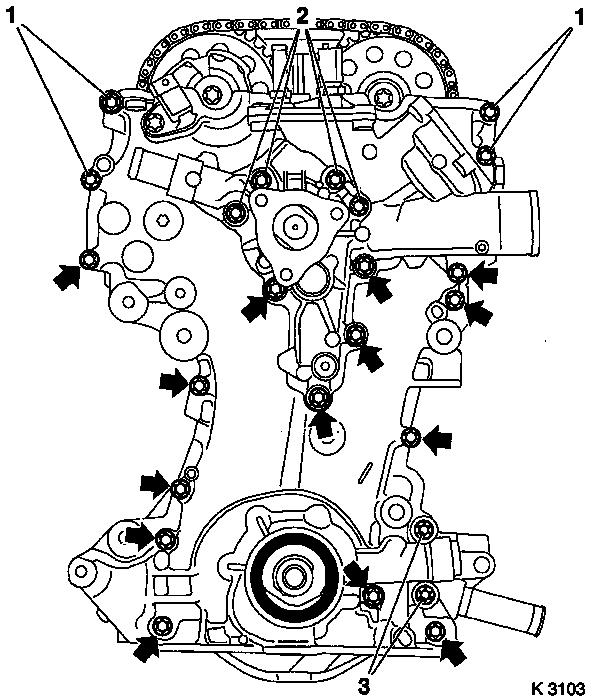 Ssangyong Engine Diagram