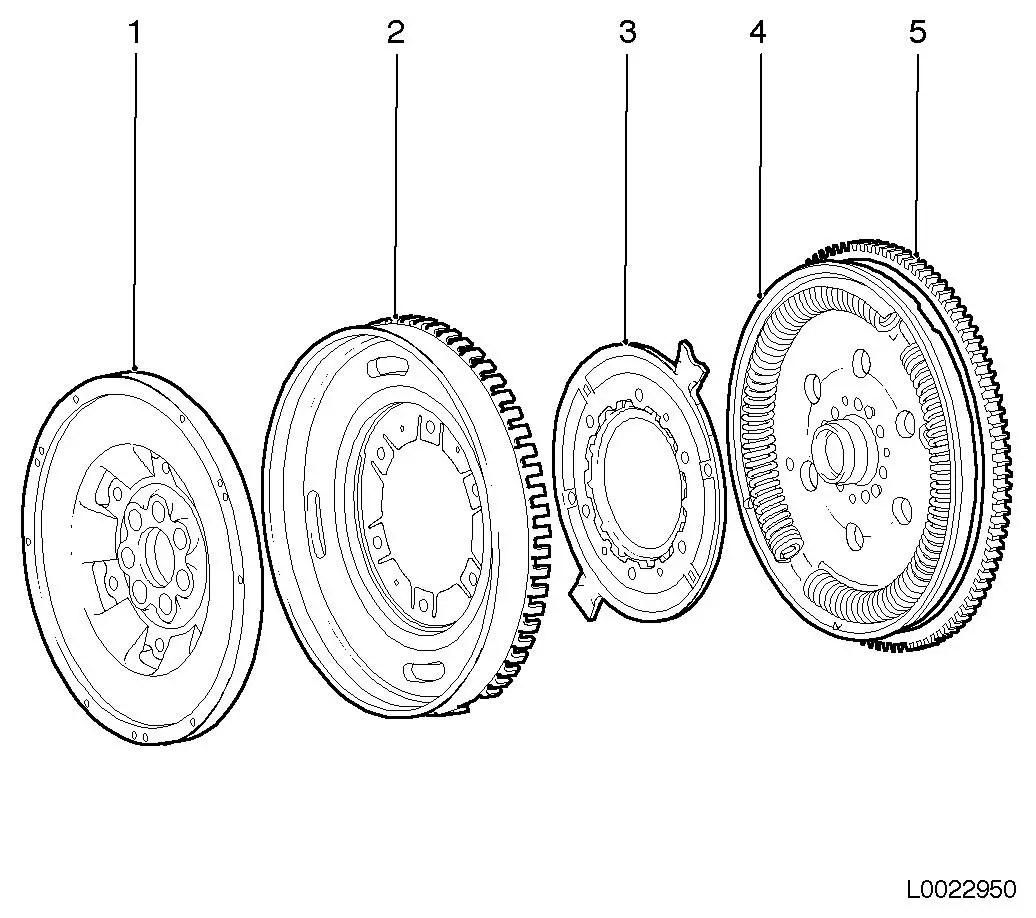 Vauxhall Workshop Manuals Gt Corsa C Gt J Engine And Engine Aggregates Gt Dohc Petrol Engine