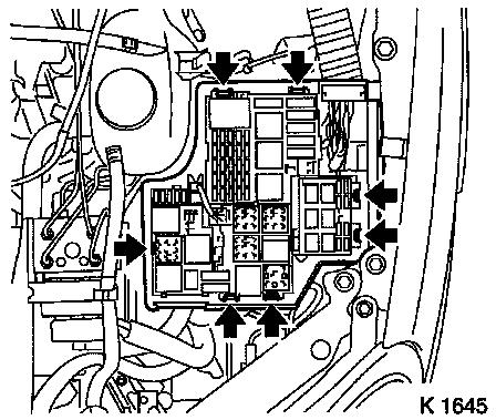 Saturn Fuel Pump Relay Location, Saturn, Free Engine Image