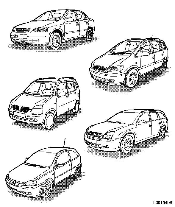 Vauxhall Workshop Manuals > Corsa C > C Body Equipment