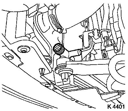 Vauxhall Workshop Manuals > Corsa C > J Engine and Engine Aggregates > DOHC diesel engine