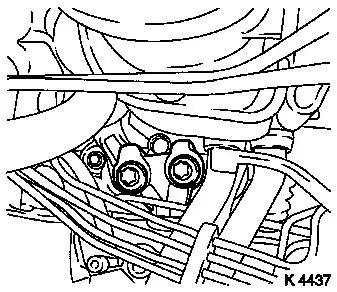 Vauxhall Workshop Manuals > Corsa C > J Engine and Engine