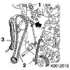Vauxhall Corsa Timing Chain Diagram 98 Jeep Grand Cherokee Laredo Radio Wiring Diagrams Workshop Manuals U003e C J Engine And Aggregates 1 2