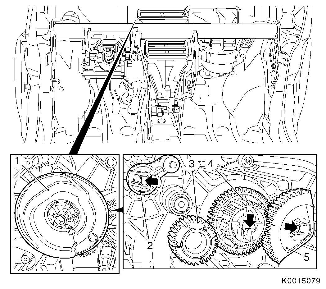 Vauxhall Workshop Manuals > Corsa D > D Heating