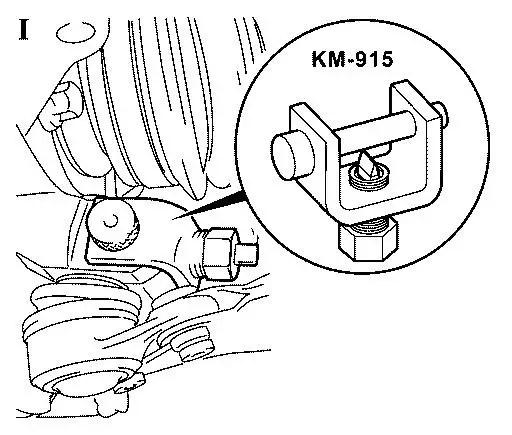 Vauxhall Workshop Manuals > Corsa D > E Front Wheel