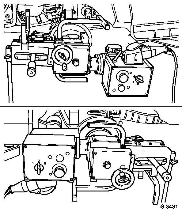 Vauxhall Workshop Manuals > Corsa D > H Brakes > Front