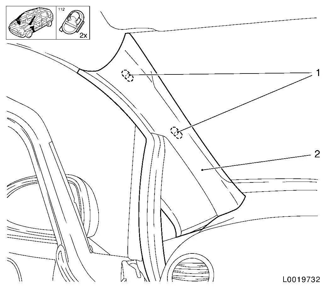 Vauxhall Workshop Manuals Gt Corsa D Gt H Brakes Gt Service