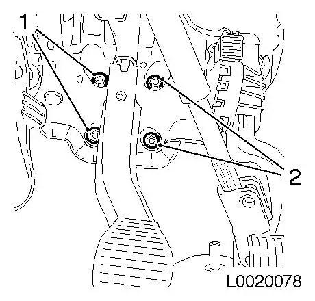 Vauxhall Workshop Manuals > Corsa D > H Brakes > Brake