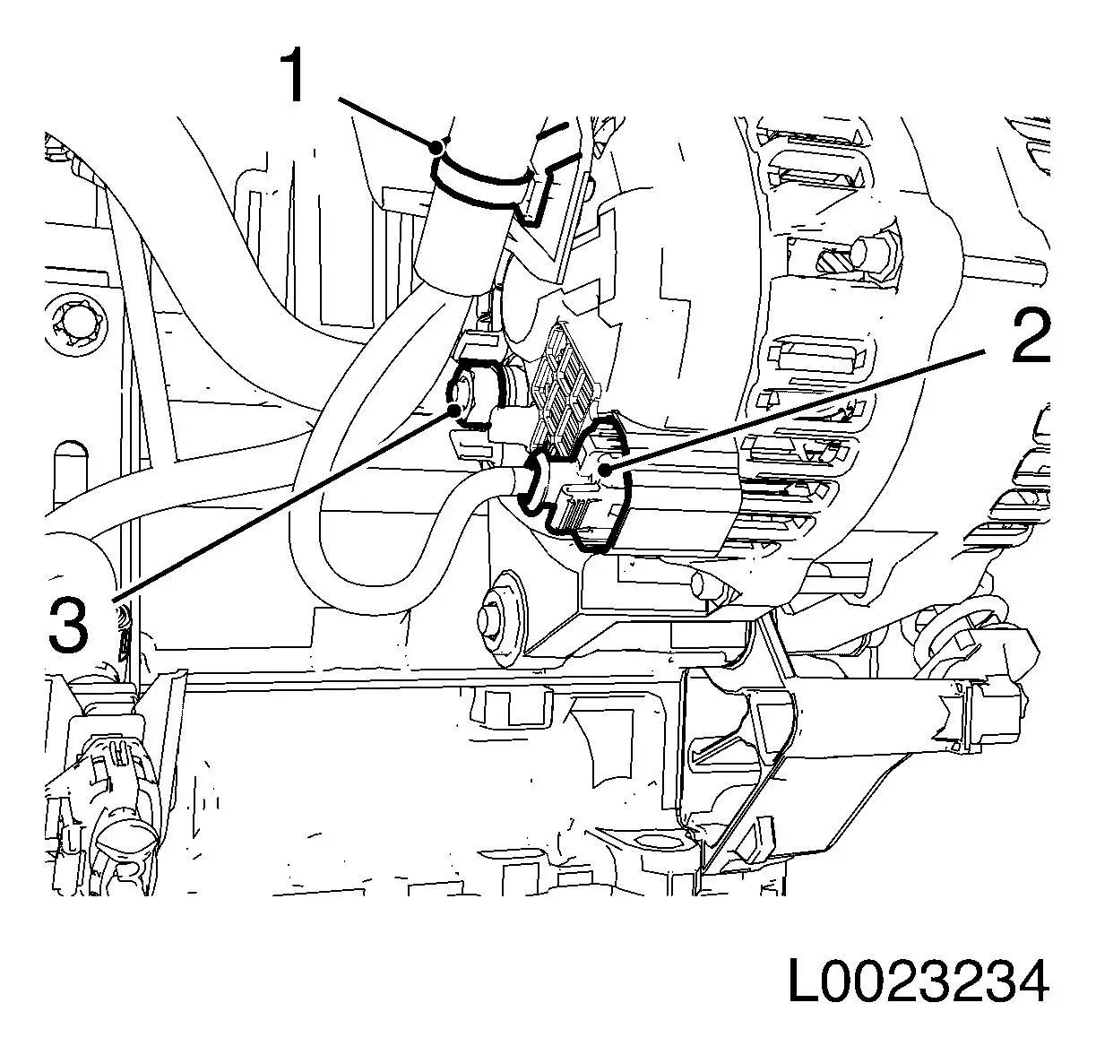 zafira fuse box diagram 2001