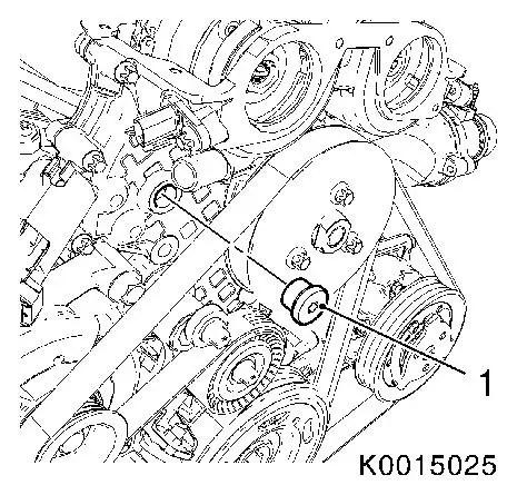 Vauxhall Workshop Manuals > Corsa D > J Engine and Engine