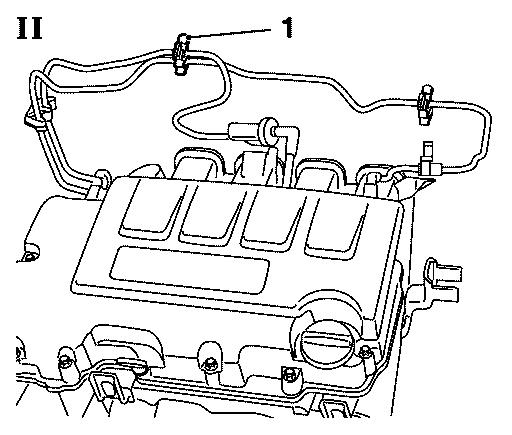 Vauxhall Workshop Manuals > Corsa D > J Engine and Engine Aggregates > Fuel Injection Systems