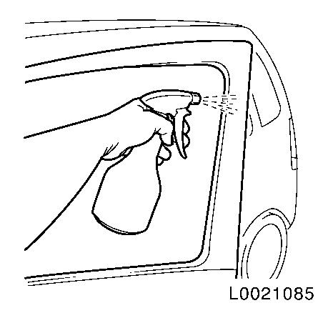 Vauxhall Workshop Manuals > Corsa D > B Paint > Adhesive