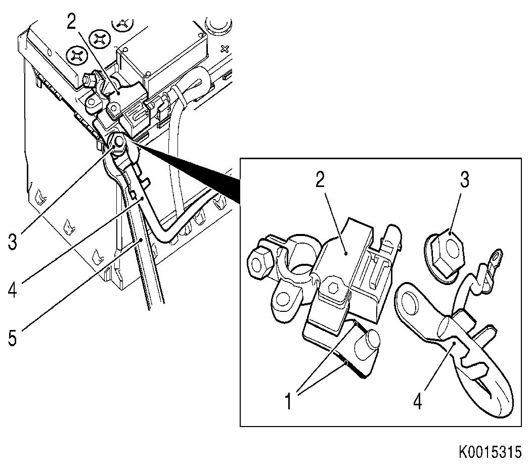 Vauxhall Workshop Manuals Gt Corsa D Gt J Engine And Engine Aggregates Gt Stop Start System