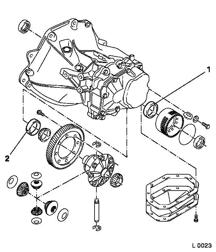 Manual Opel Corsa B