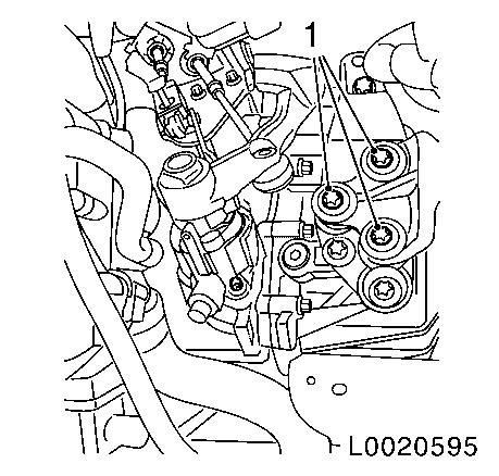 Vauxhall Workshop Manuals > Corsa D > K Clutch and