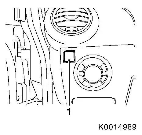 Vauxhall Workshop Manuals > Corsa D > L Fuel and Exhaust