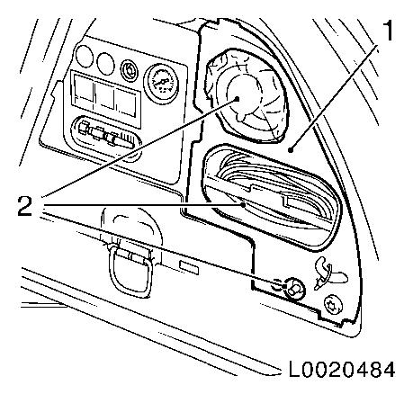 Vauxhall Workshop Manuals > Corsa D > N Electrical