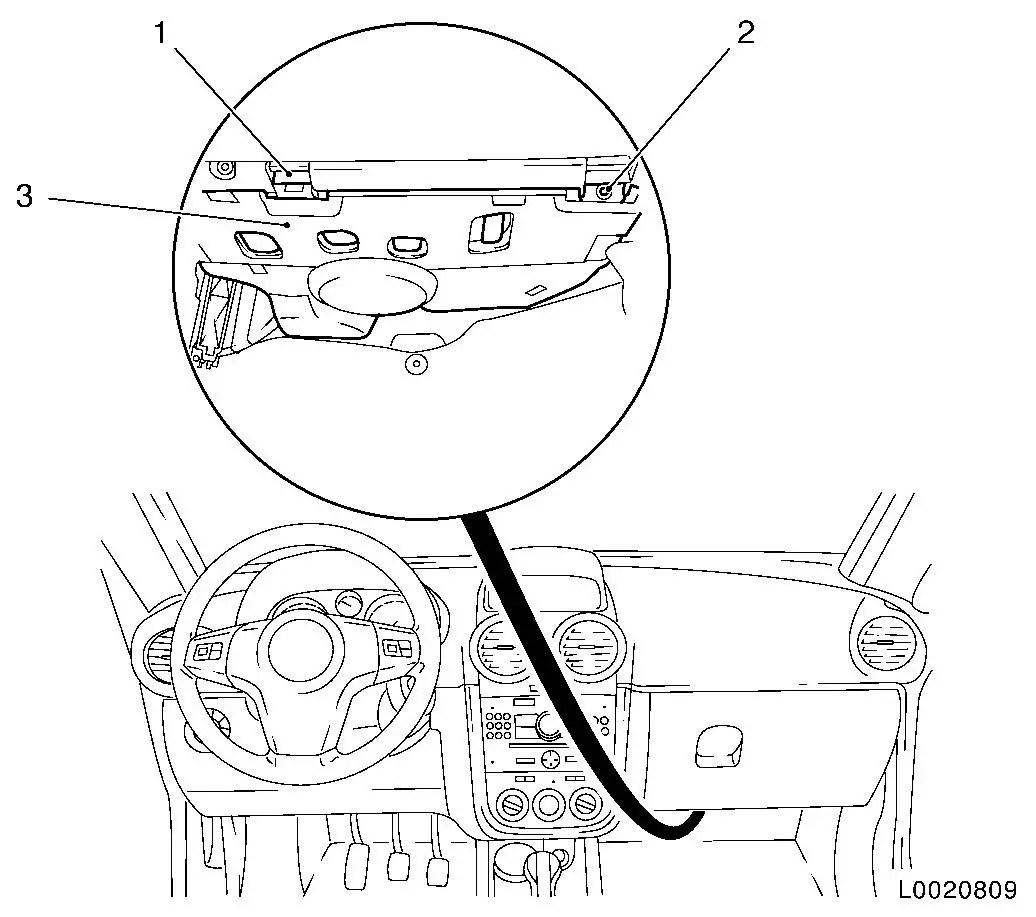 Fuse Box Diagram Vauxhall Corsa