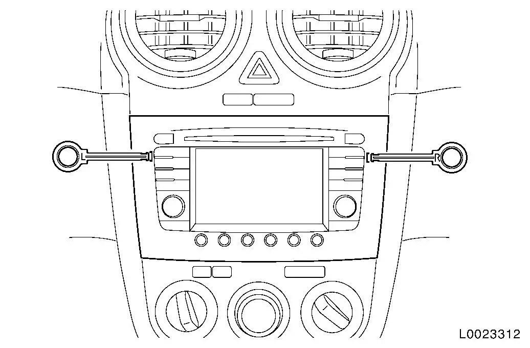 Vauxhall Workshop Manuals > Corsa D > N Electrical