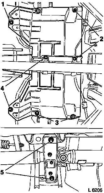Vauxhall Workshop Manuals > Omega B > H Brakes > Service