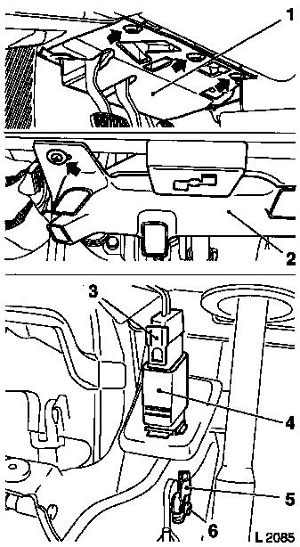 Vauxhall Workshop Manuals > Omega B > H Brakes > Brake