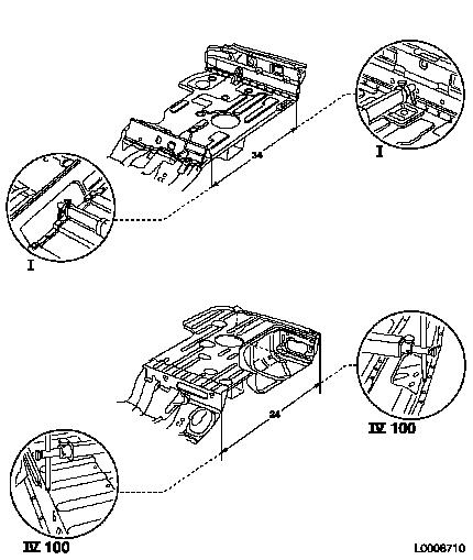 Vauxhall Workshop Manuals > Omega B > A Maintenance, Body