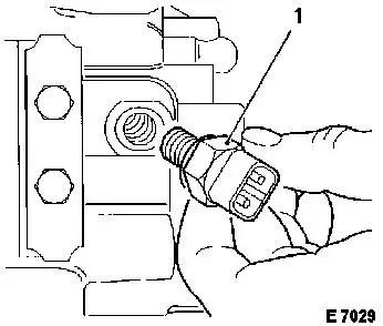 Transmission Drain Plug Install Exhaust Manifold Drain