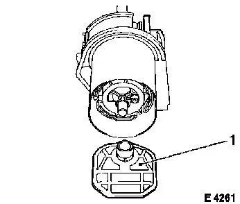 Vauxhall Workshop Manuals > Omega B > L Fuel and Exhaust