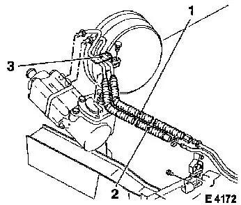 Vauxhall Workshop Manuals > Omega B > M Steering > Power