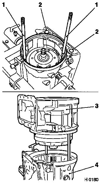 Vauxhall Workshop Manuals > Omega B > M Steering > ZF