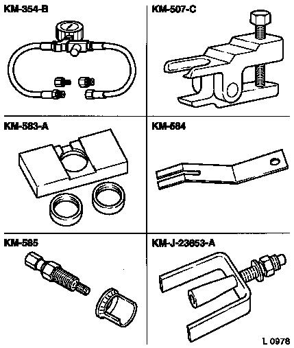 Vauxhall Workshop Manuals > Omega B > M Steering > ZF