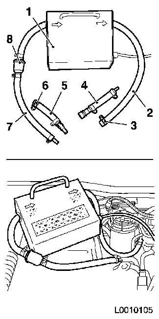 Vauxhall Workshop Manuals > Omega B > N Electrical