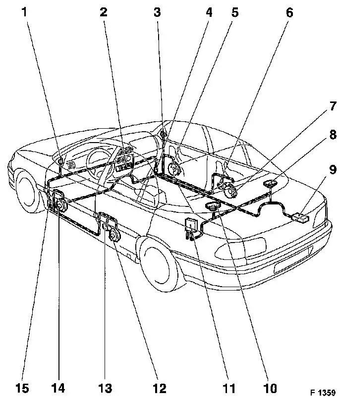 Wiring Omega Diagram Hh82a