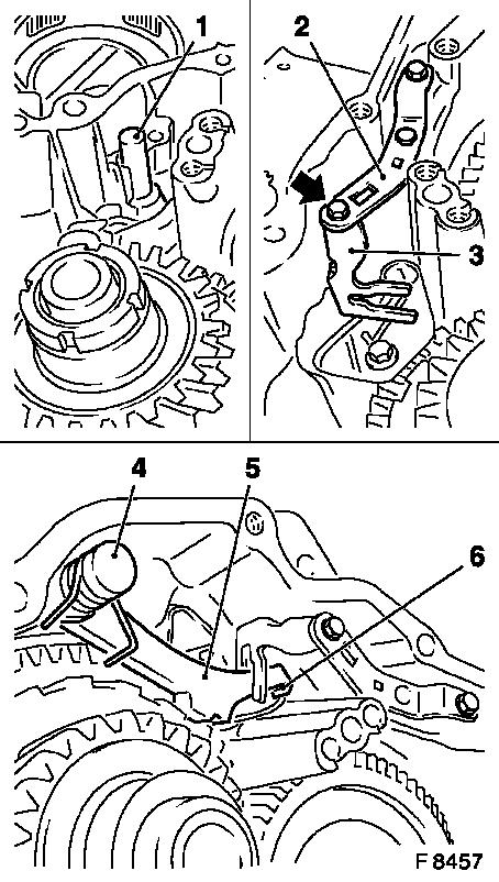 Vauxhall Workshop Manuals > Vectra B > K Clutch and
