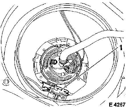 Vauxhall Workshop Manuals > Vectra B > L Fuel and Exhaust