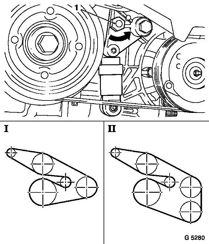 Vauxhall Workshop Manuals > Vectra B > M Steering > Power