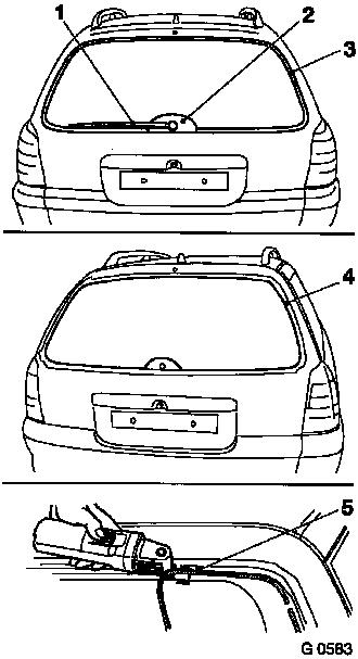 Vauxhall Workshop Manuals > Vectra B > C Body Equipment