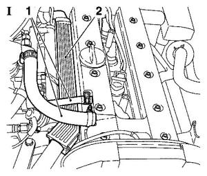 Vauxhall Workshop Manuals > Vectra B > J Engine and Engine