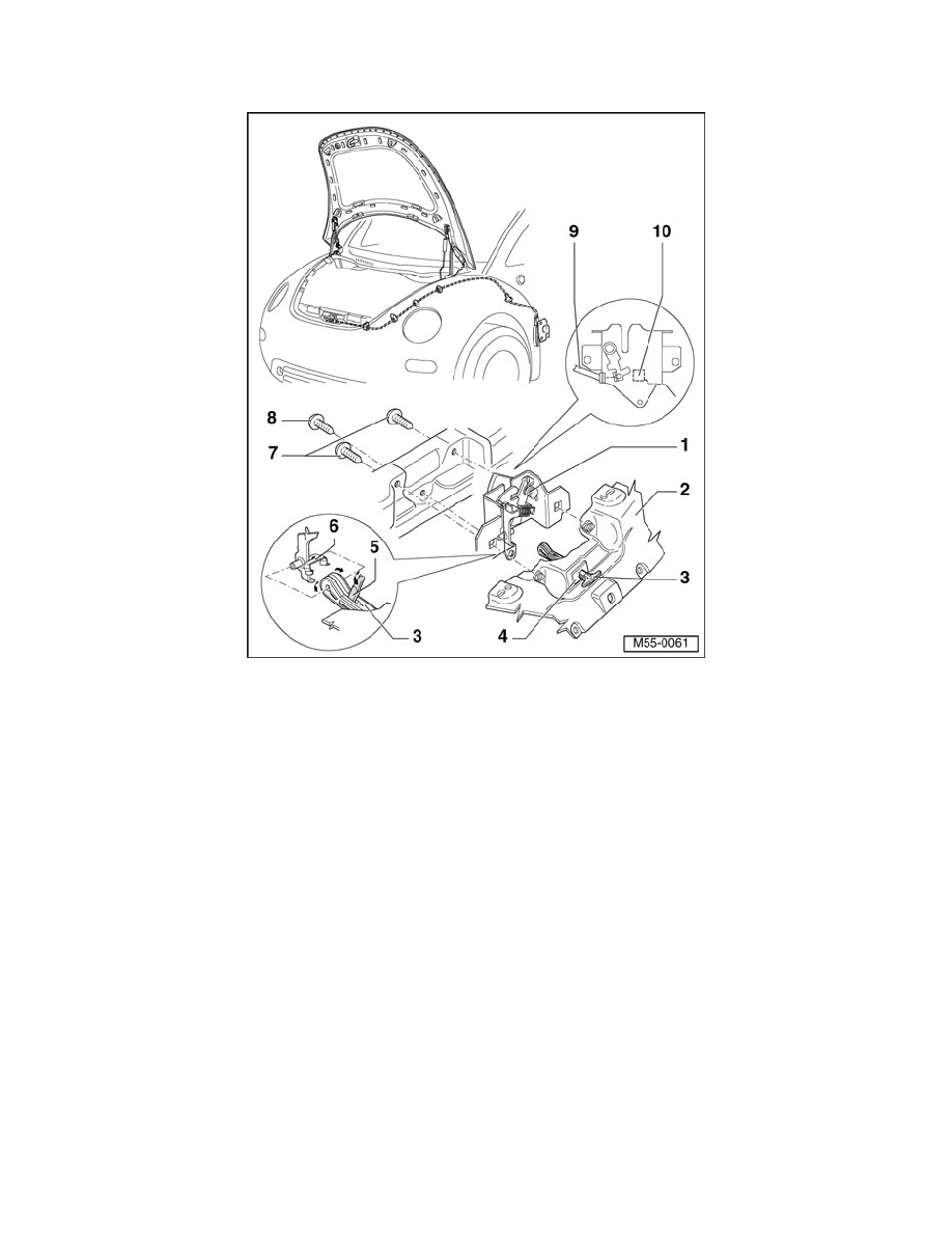 Volkswagen Workshop Manuals > Beetle L4-1.9L DSL Turbo