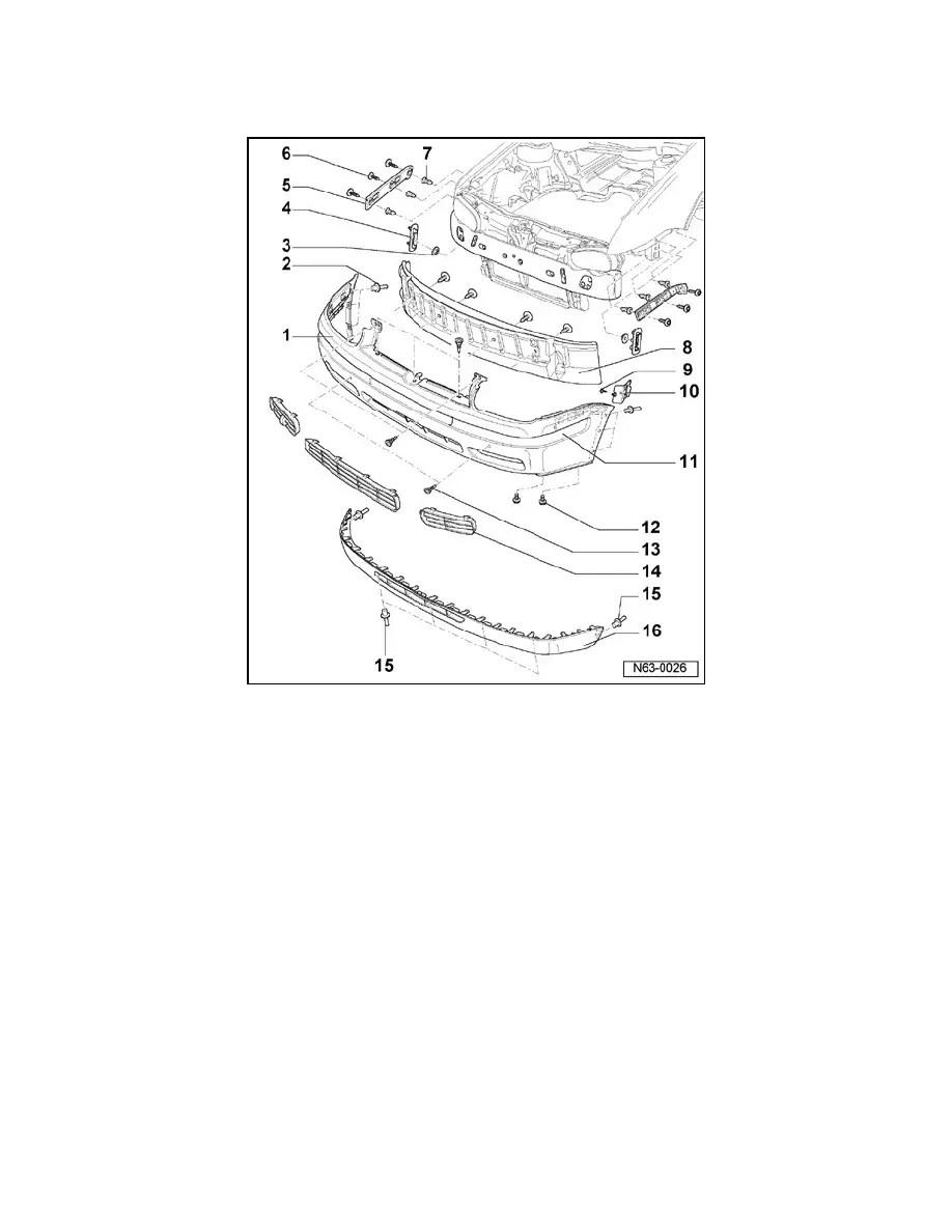 Volkswagen Workshop Manuals > Cabrio GL L4-2.0L (ABA