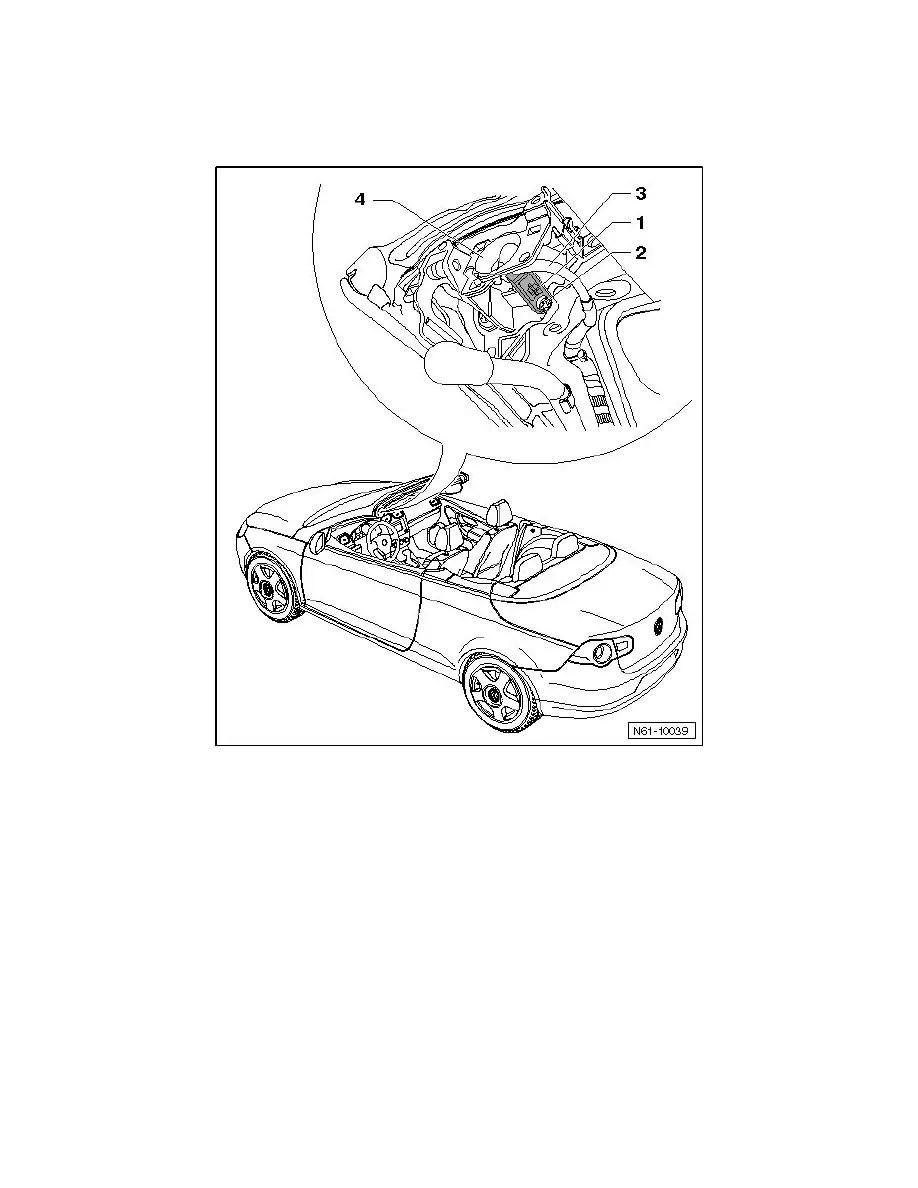 Volkswagen Workshop Manuals > Eos (1F7) L4-2.0L Turbo (BPY