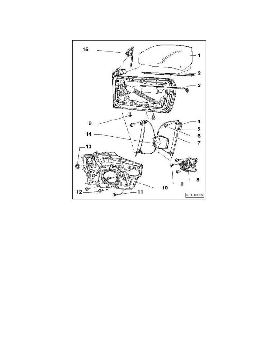 Volkswagen Workshop Manuals > Eos (1F7) L4-2.0L Turbo (BPY