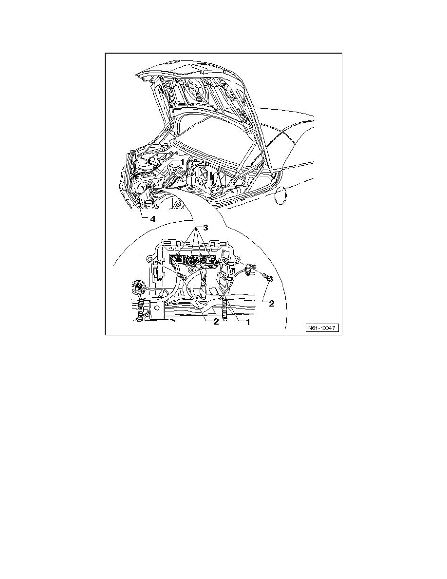 Volkswagen Workshop Manuals > Eos (1F7) L4-2.0L Turbo